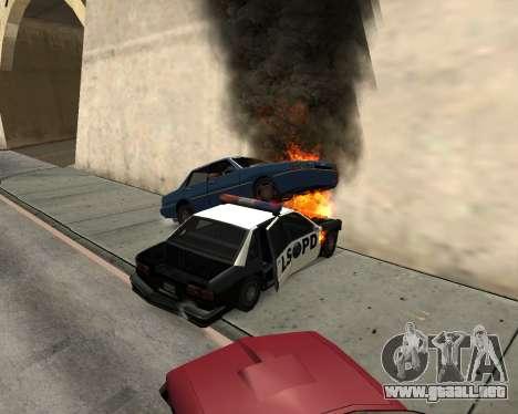 Ledios New Effects v2 para GTA San Andreas