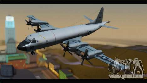 Lockheed P-3C Orion US Navy VP-24 para GTA San Andreas