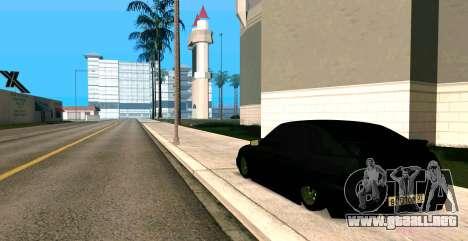 EL USO DE 2112 BUNKER para GTA San Andreas left