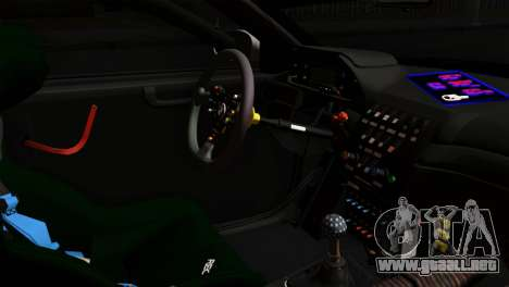BMW M3 GTR 2001 Prototype Technology Group para la visión correcta GTA San Andreas