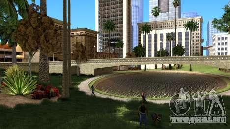 ClickClack ENB v2.0 para GTA San Andreas tercera pantalla