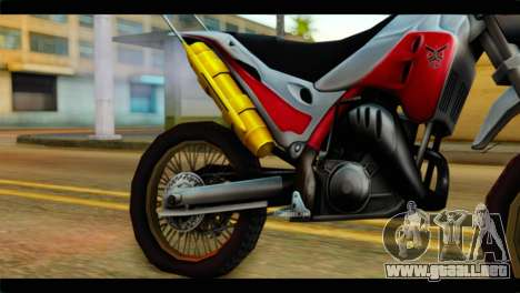 Trychaser 2000 para la visión correcta GTA San Andreas