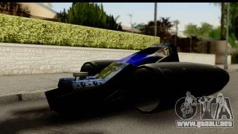 Jet Car para GTA San Andreas