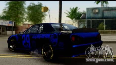 Elegy NASCAR PJ 2 para GTA San Andreas left