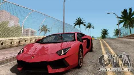Legit ENB para GTA San Andreas tercera pantalla