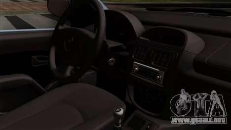 Renault Clio Mio 3P para la visión correcta GTA San Andreas
