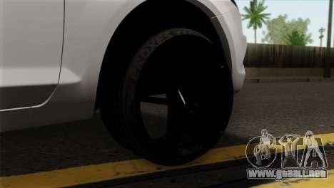 Ford Focus Wagon para GTA San Andreas vista posterior izquierda
