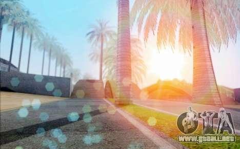 DirectX Test 3 - ReMastered para GTA San Andreas tercera pantalla