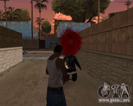 Ledios New Effects v2 para GTA San Andreas tercera pantalla