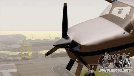 GTA 5 Mammatus para GTA San Andreas vista hacia atrás