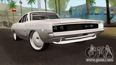 Dodge Charger 1968 para GTA San Andreas