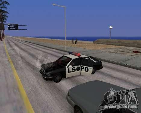 Ledios New Effects v2 para GTA San Andreas undécima de pantalla