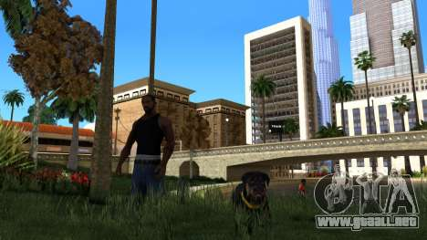 ClickClack ENB v2.0 para GTA San Andreas segunda pantalla