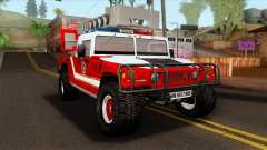 Hummer H1 Fire