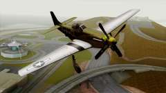 P-51D Mustang Da Quake para GTA San Andreas