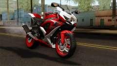 Suzuki GSX-R 2015 Red & White