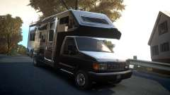 GTA IV Steed Camper para GTA 4