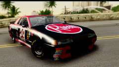 Elegy NASCAR PJ para GTA San Andreas