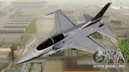 F-16D Fighting Falcon para GTA San Andreas