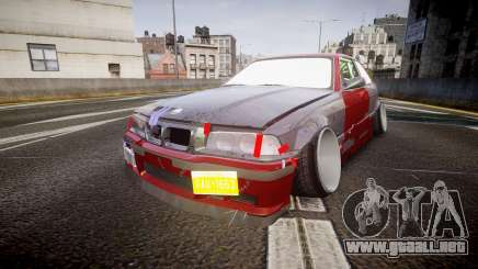 BMW M3 E36 Stance para GTA 4