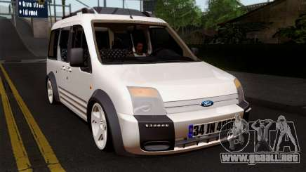 Ford Connect para GTA San Andreas