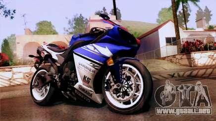 Yamaha YZF-R1 PJ para GTA San Andreas