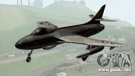 MIG-21MF Romanian Air Force para GTA San Andreas