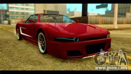 Infernus Rapide S Stock para GTA San Andreas