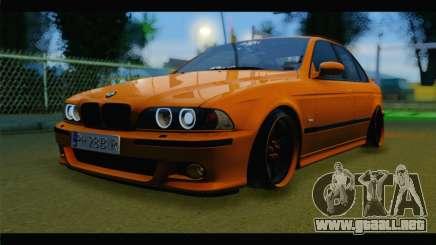 BMW M5 E39 Simply Cleaned para GTA San Andreas