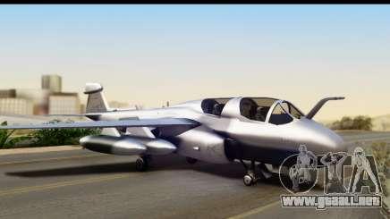 Northrop Grumman EA-6B VAQ-194 Skyshields para GTA San Andreas