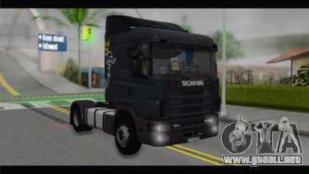 Scania 164L 580 V8 para GTA San Andreas