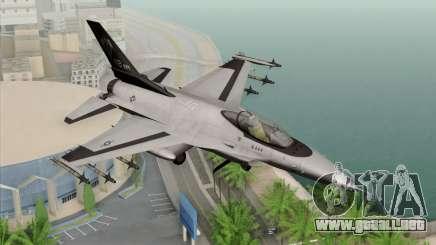 F-16C Fighting Falcon Wind Sword Squadron para GTA San Andreas