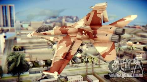 F-18D NSAWC para GTA San Andreas left