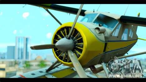GTA 5 Sea Plane para la visión correcta GTA San Andreas