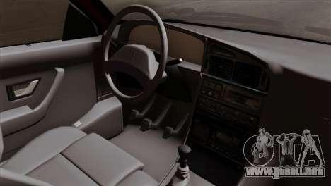 Peugeot 405 Pickup para la visión correcta GTA San Andreas