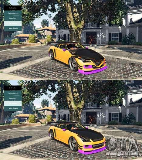 GTA 5 Instant Customs v1.0 tercera captura de pantalla