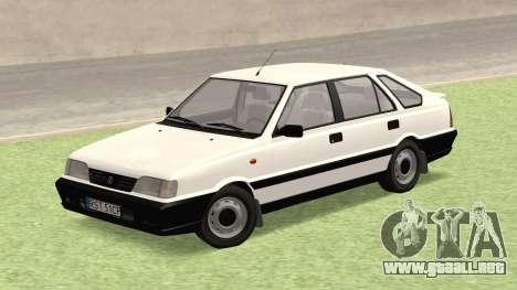 Daewoo-FSO Polonez Caro Además de ABC 1999 para GTA San Andreas left