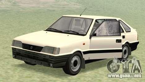 Daewoo-FSO Polonez Caro Además de ABC 1999 para el motor de GTA San Andreas