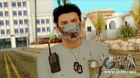 ER Alex Shepherd Skin para GTA San Andreas tercera pantalla