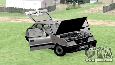 Daewoo-FSO Polonez Caro Además de ABC 1999 para vista lateral GTA San Andreas