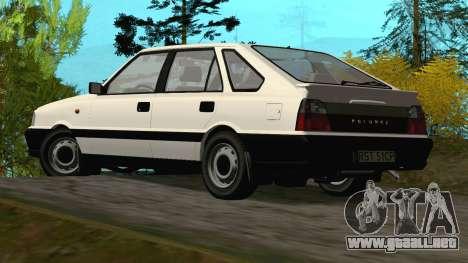 Daewoo-FSO Polonez Caro Además de ABC 1999 para la visión correcta GTA San Andreas