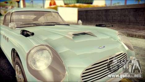 GTA 5 Dewbauchee JB 700 IVF para visión interna GTA San Andreas