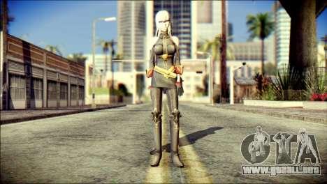 Selvaria Bles para GTA San Andreas