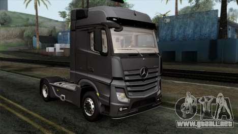 Mercedes-Benz Actros MP4 Euro 6 IVF para GTA San Andreas