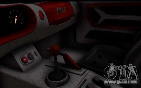Bullet PFR v1.1 HD para el motor de GTA San Andreas