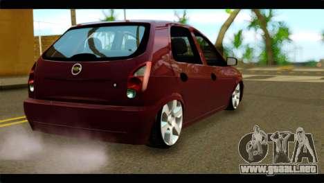 Chevrolet Celta VHC 1.0 para GTA San Andreas left