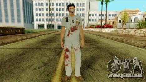 ER Alex Shepherd Skin para GTA San Andreas