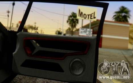 Bullet PFR v1.1 HD para las ruedas de GTA San Andreas
