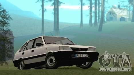 Daewoo-FSO Polonez Caro Además de ABC 1999 para GTA San Andreas