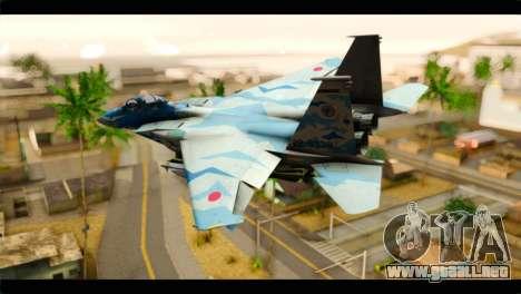 F-15E 303rd TFS Fighting Dragons para GTA San Andreas left